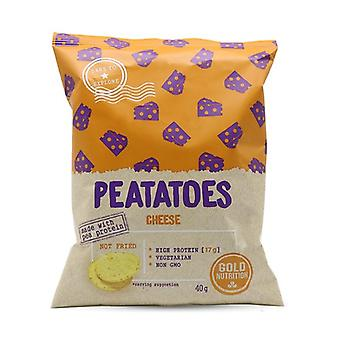 Peatate - Protein Chips Cheese 40 g