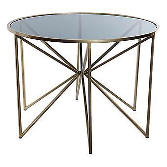 Boční stůl Dekodonia Křišťálové železo (61 x 43 cm)