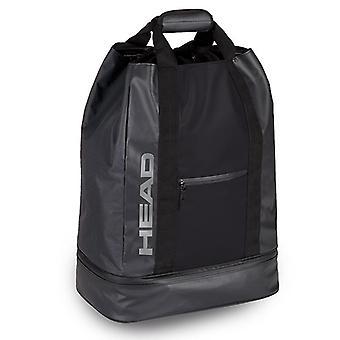 Jefe equipo negro del bolso de Duffle - 44 litros-