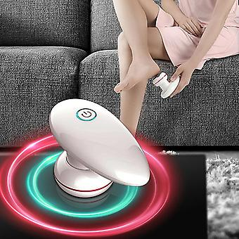 Electric rechargeable foot grinder to remove dead skin and calluses automatic pedicure and foot massager to rub heels