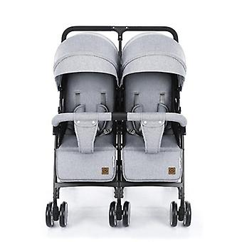 Baby Stroller Sitting And Lying Portable Baby Carriage Folding Double Seat Twin