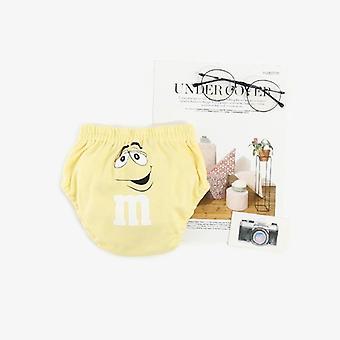 Summer Newborn Baby/boy Cartoon M Printed Pp Shorts Cotton Bread Pants