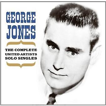 George Jones - George Jones: Complete United Artists Solo Singles [CD] USA import