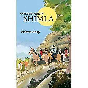 One Summer in Shimla by Vishwa Arup - 9781482847413 Book