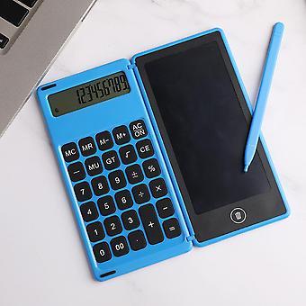 Lcd touchpad tablet digitální kreslicí tablet rukopisné podložky elektronická deska bezprašná graffiti deska se skládací kalkulačkou
