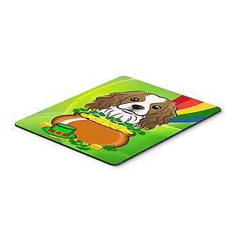 Caroline'S Schätze Schreibtisch Kunstwerk Maus Pad, Multicolor, 7.75X9.25 (Bb1968Mp)