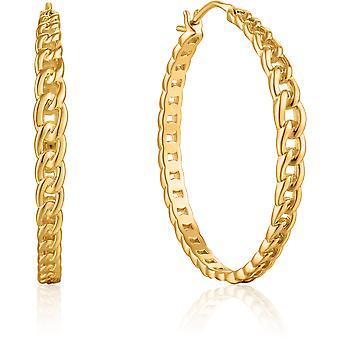 Ania Haie AH E021-06G Chain Reaction Women Earrings