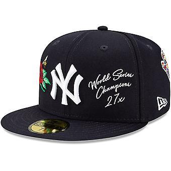New Era 59Fifty Montate Cap - MULTI GRAFIC New York Yankees