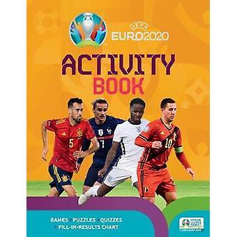 UEFA EURO 2020 Activity Book