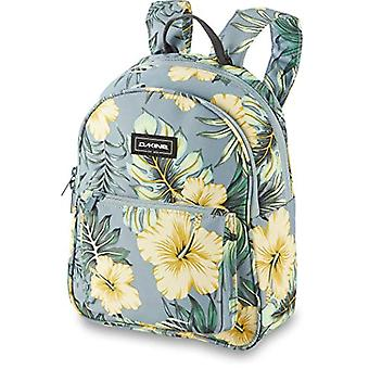 Dakine Essentials Pack Mini, Unisex Adult Backpack, Hibiscus Trop Lead, 7 L