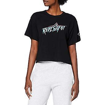 REPLAY W3515a.000.22662 T-Shirt, 098 Black, M Woman