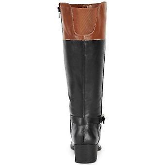 スタイル ・株式レディース Venesa クローズトゥ ニーハイ ブーツをファッションします。