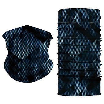 Zonnebrandmasker camouflage afdrukken nationale vlag digitale afdrukken multifunctionele handdoek hoofddoek