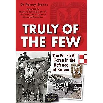 Verdadeiramente dos Poucos: A Força Aérea Polonesa na Defesa da Grã-Bretanha