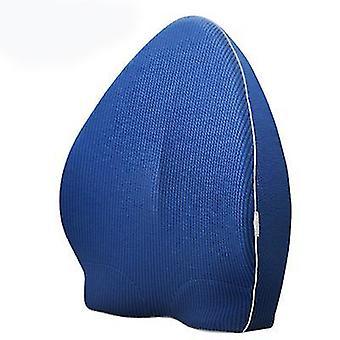 رغوة الذاكرة الزرقاء سيارة الظهر وسادة القطنية، وسادة مكتب انتعاش بطيء az22276