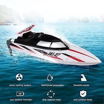Rc Boat, Radio-controlled, Protection Remote Control Toy Racing