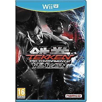 Tekken Tag Tournament 2 Game Wii U