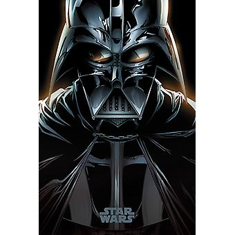 Star Wars - Vader Comic Maxi Poster