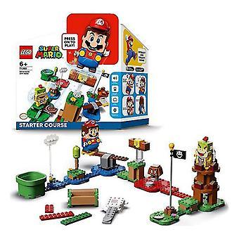 Legesæt Eventyr Mario Starter Course Lego 71360