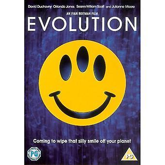 進化のDVD