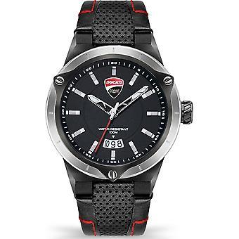 Ducati Wristwatch Men's 03 Hands Classic CURVA DTWGB2019602