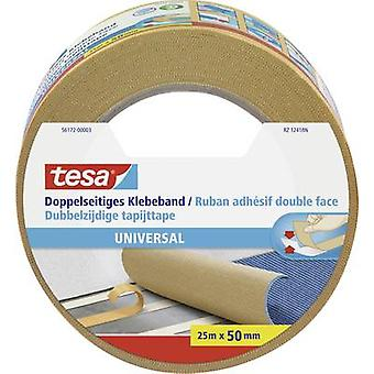 Tesa kaksipuolinen nauha Universal 25 m x 50 mm 10 m x 12 mm