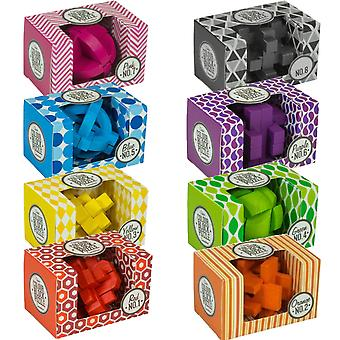 NEW - Single Small Wooden Colour Block Puzzle | Boxed Gift Item