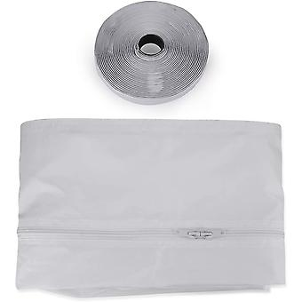 Fönstertätare för luftkonditionering 400 x 32 cm