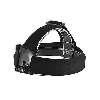 Einstellbare Anti-Rutsch-Action-Kamera Kopf Gurt Stirnband Halterung für GoPro Held 7/6/5/4 SJCAM /YI