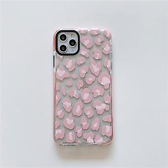 Sopii iphone12promax matkapuhelinkotelo apple 11 kaksivärinen tpu leopard tulosta suojakansi xr all-inclusive matkapuhelinkotelo
