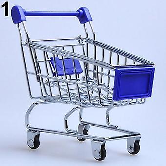 スーパーマーケット ハンドトロリーミニショッピングカート