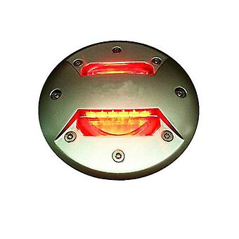 40 טון עומס נושאת LED מוטבע סמן כביש עבור מנהרה, אלומיניום LED כביש הרבעה