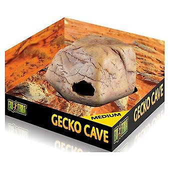 Exo Terra Gecko Cave for Reptiles - Medium