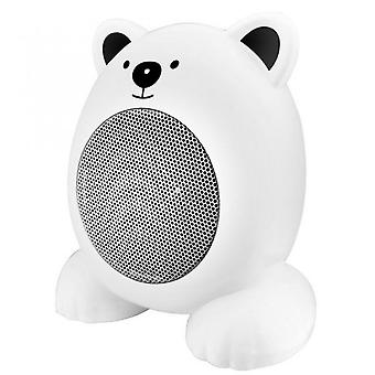 Portable Office Heating Cartoon Fan Heater For Office And Home