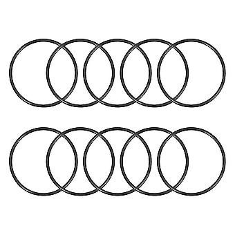 Jewelry holders sourcing map nitrile rubber o-rings 50mm od 43.8Mm id 3.1Mm width  metric sealing gasket  pack of 10