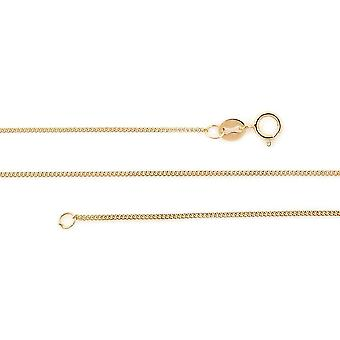 ILIANA 18K Yellow Gold Snake Chain Necklace for Women for Wife/Mother Size 20 ''