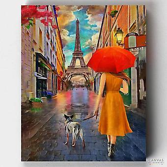 רחובות פריז - מוחמדרזה זידאבדי