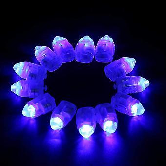 50pcs Party Decor Lights, Room Decor Led Lights (lumière bleue)