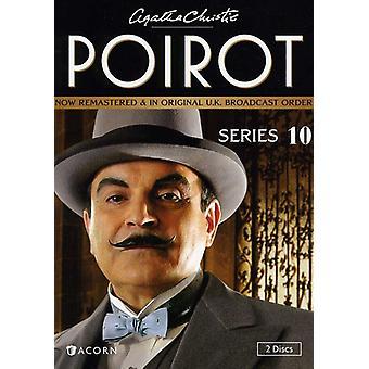 Agatha Christies Poirot: Baureihe 10 [DVD] USA Import