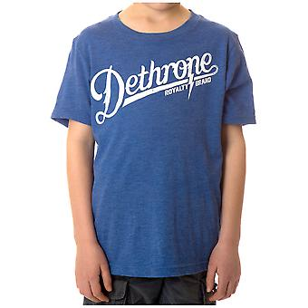 Detronizzare bullone Camp t shirt bambino - Royal Heather