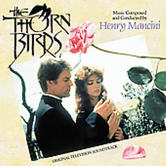 Various Artists - The Thorn Birds [Original TV Soundtrack] [CD] USA import