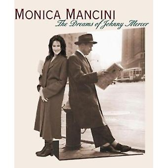 Monica Mancini - Dreams of Johnny Mercer [CD] USA import