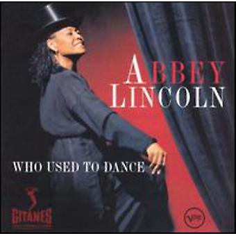 Abbey Lincoln - Who Used to Dance [CD] USA import