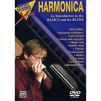 Ultimate Beginners Xpress: Harmonica-Intro to [DVD] USA import
