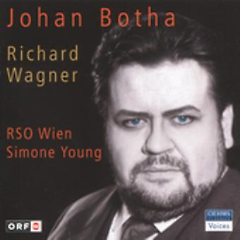 Johan Botha - Johan Botha Sings Richard Wagner [CD] USA import