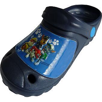Boys Paw Patrol Summer Sandals / Clogs