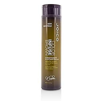 Joico Color Infuse Brown Conditioner (to Revive Golden-brown Hair) - 300ml/10.1oz