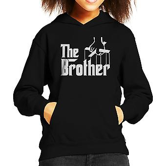 The Godfather The Brother Kid's Hooded Sweatshirt