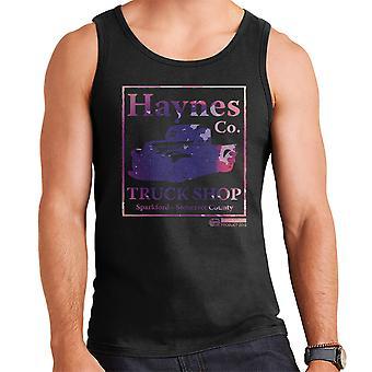 Haynes merk Truck Shop Sparkford Pickup mannen Vest