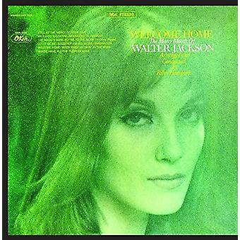Walter Jackson - Welcome Home: The Many Moods of Walter Jackson [CD] USA import